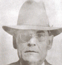 Sheriff John Sharp