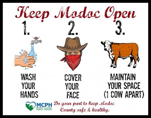 Keep Modoc Open